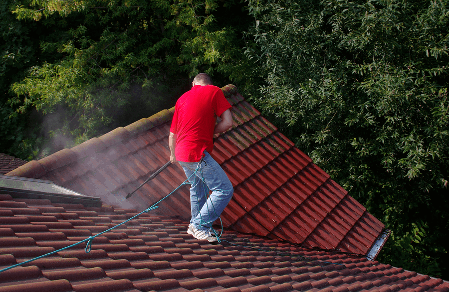 Ways To Prevent Roof Damage (#1: Roof Cleaning!)