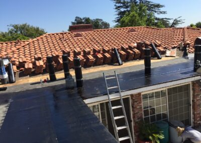 3 Ply Torch System-Smooth Torch Roof - Roof Replacement & Installation